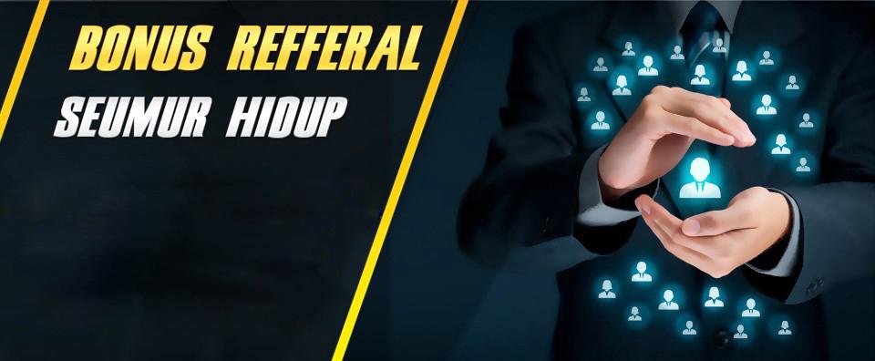 Cara Mendapatkan Bonus Referral di Bandar Bola Online